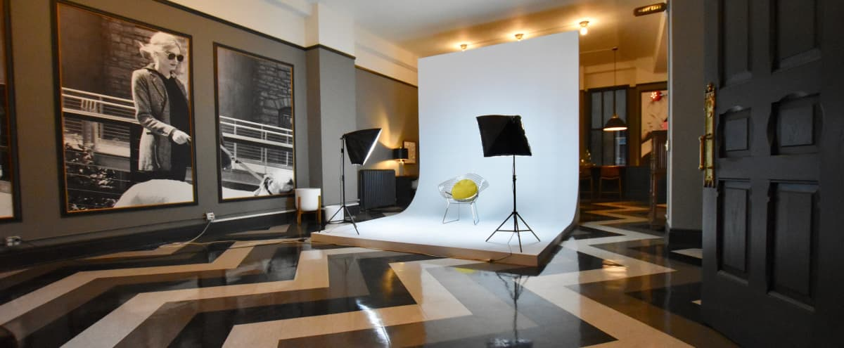Glamorous warehouse-style photo studio and event space in Saint Paul Hero Image in Downtown, Saint Paul, MN