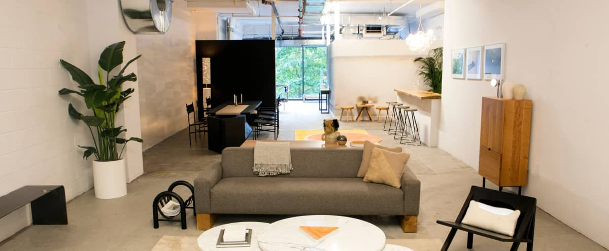 Contemporary, Light Filled Showroom Loft Space in Brooklyn Hero Image in Downtown Brooklyn, Brooklyn, NY