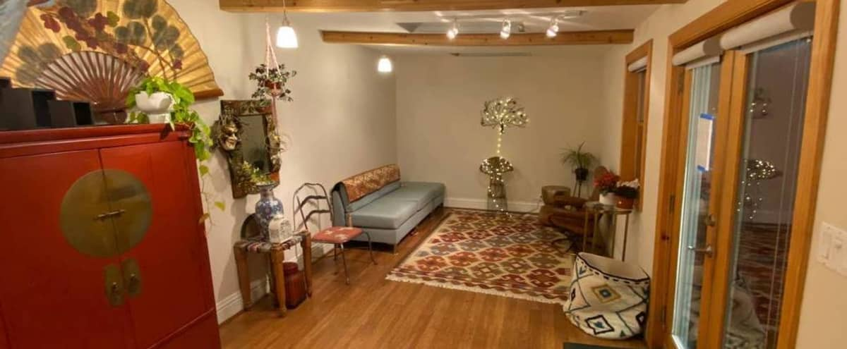 Amazing Outdoor Garden Setting, Private Office Space in San Francisco Hero Image in Noe Valley, San Francisco, CA