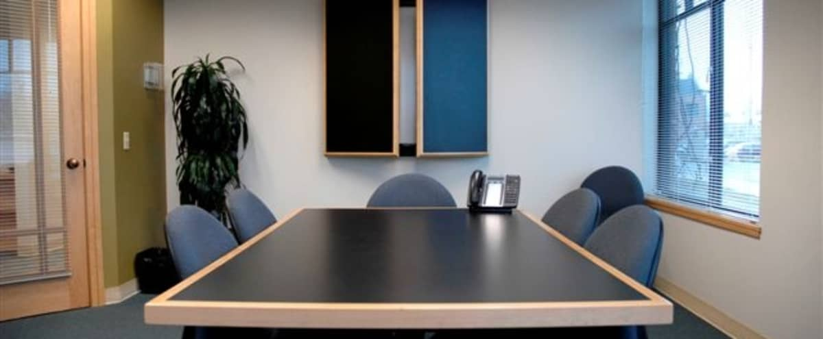 Private Meeting Room with Whiteboard in Boulder Hero Image in Arapahoe Ridge, Boulder, CO