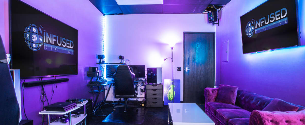 Gaming Room for Streaming and making Content in Los Alamitos Hero Image in undefined, Los Alamitos, CA