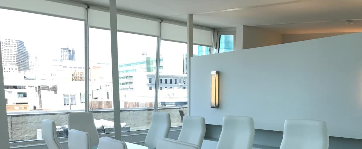 Modern Penthouse Conference Room with Rooftop, Near Moscone in San Francisco Hero Image in South of Market, San Francisco, CA