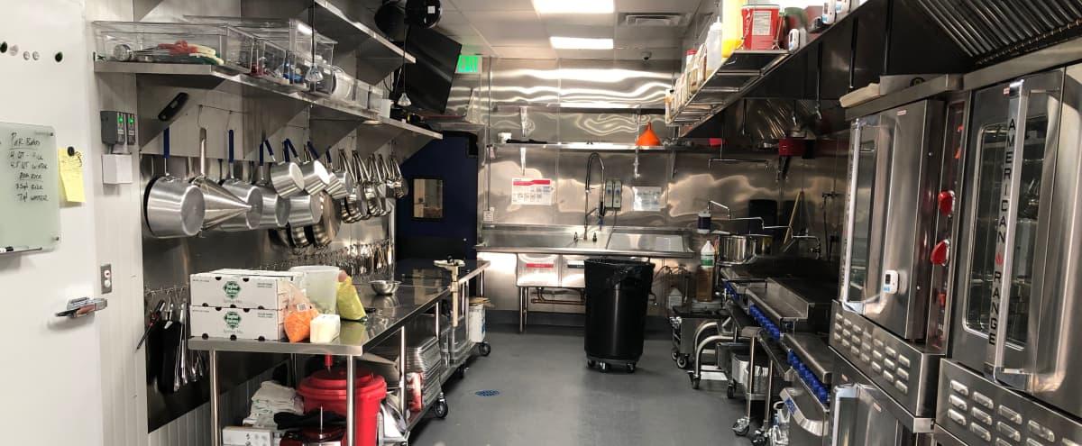 Brand new full working kitchen with walk in cooler and freezer in northridge Hero Image in Winnetka, northridge, CA