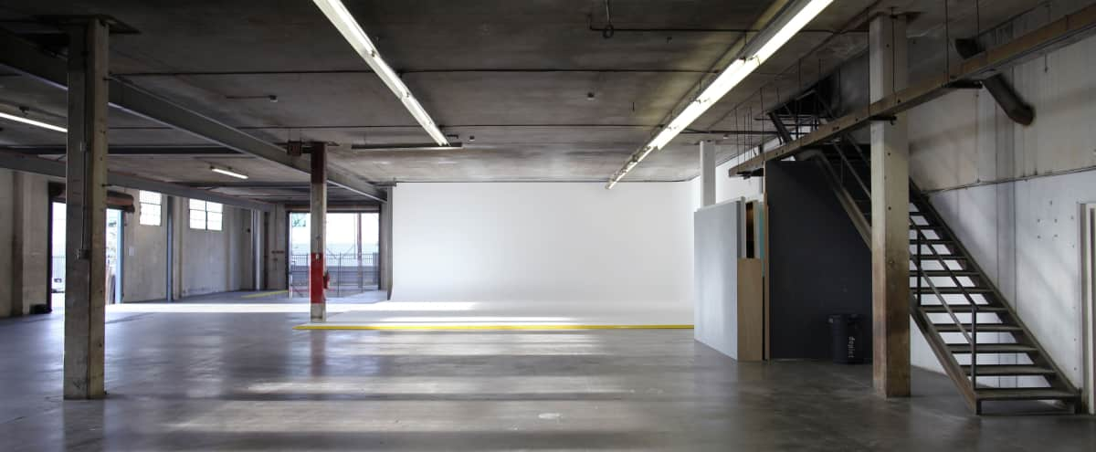 Industrial Downtown Warehouse & Photo Studio with Cyc and Easy Load-In Access in Los Angeles Hero Image in Central LA, Los Angeles, CA