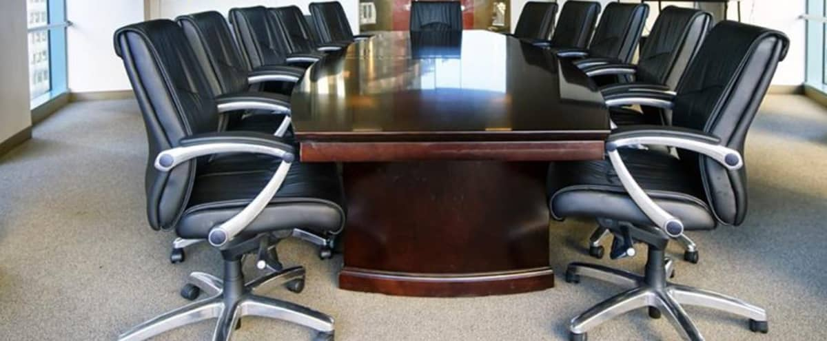 Stunning and Great Executive Boardroom in Chicago Hero Image in West Loop Gate, Chicago, IL