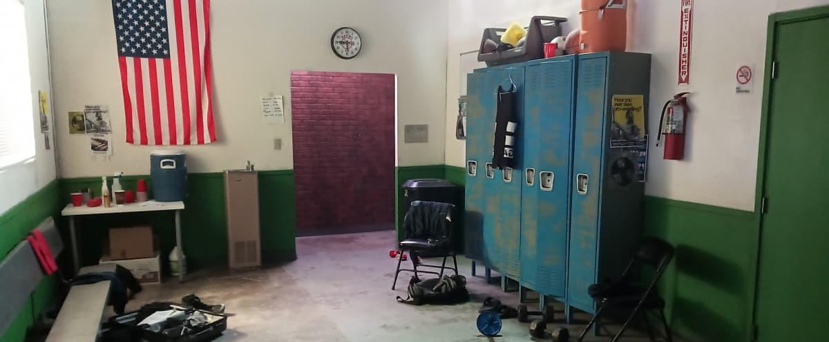 GYM LOCKER ROOM School Hallway Venue Stadium etc in Burbank Hero Image in undefined, Burbank, CA