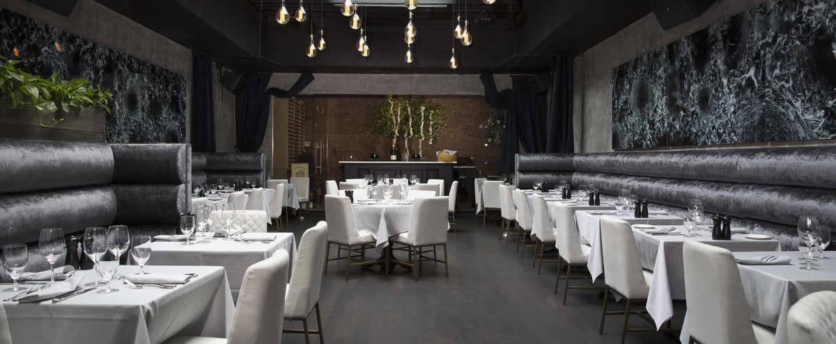 Luxurious Restaurant & Lounge For Events in new york Hero Image in Chelsea, new york, NY
