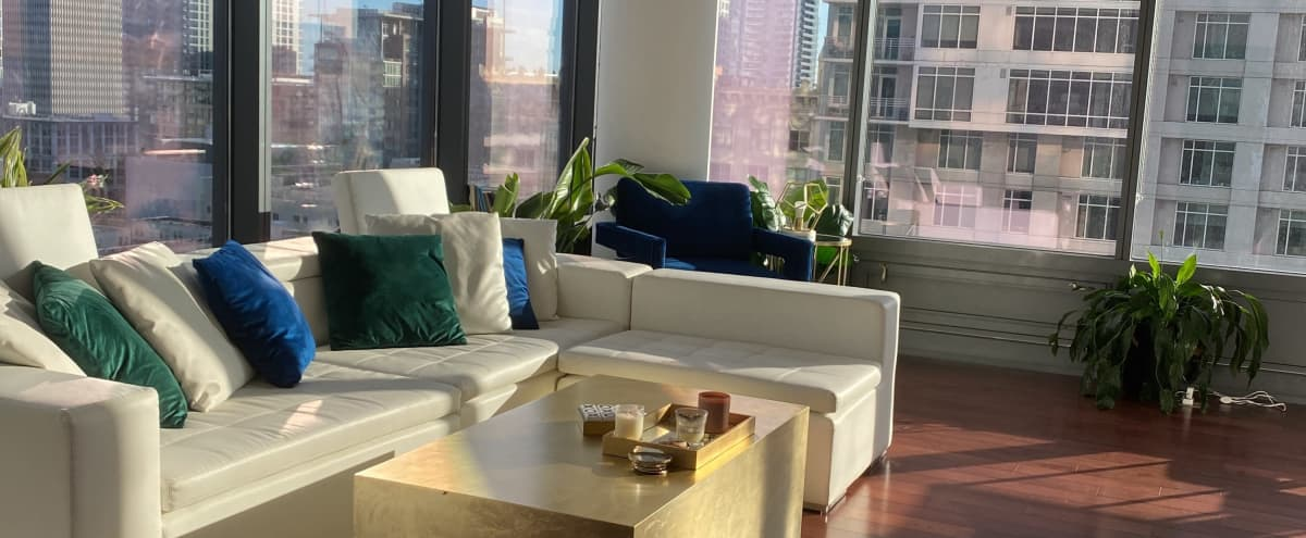 Modern and Stylish Luxury Downtown Unit for Meetings in Los Angeles Hero Image in Central LA, Los Angeles, CA