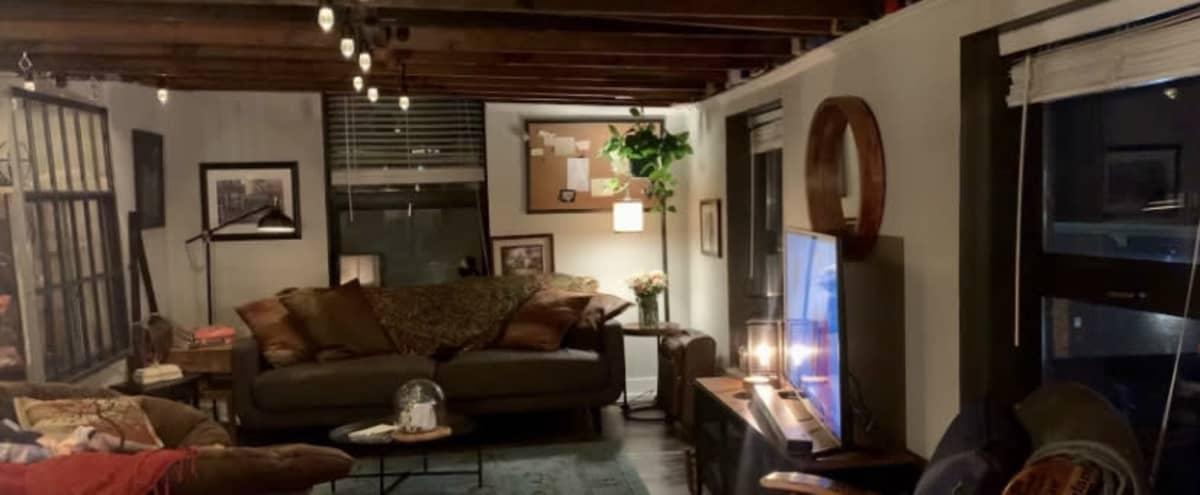 Downtown Creative Rustic European Loft Studio in Northville Hero Image in undefined, Northville, MI