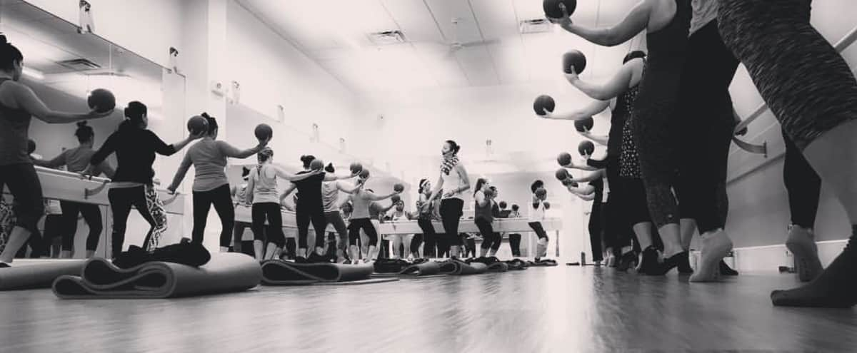 Boutique Fitness Studio in Burlington in Burlington Hero Image in undefined, Burlington, MA