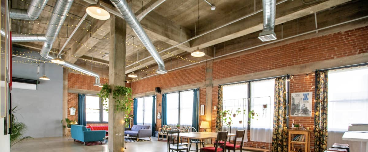 Beautiful Penthouse Loft in DTLA in Los Angeles Hero Image in Central LA, Los Angeles, CA