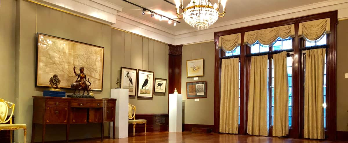 Premier Gallery Space on Madison Avenue in New York Hero Image in Upper East Side, New York, NY