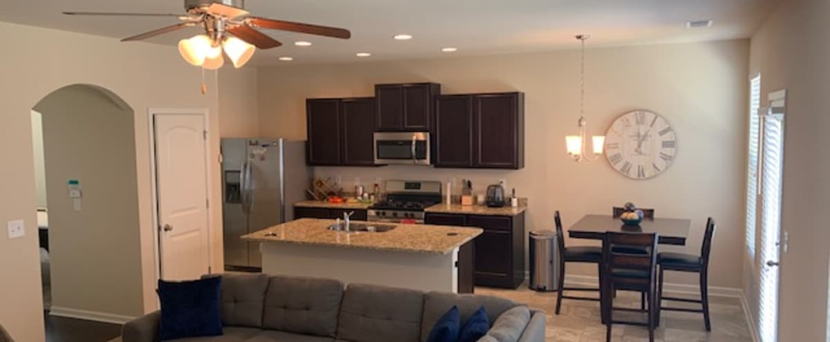 Brand New Metro ATL Modern Home with Open Floor Plan in Union City Hero Image in undefined, Union City, GA