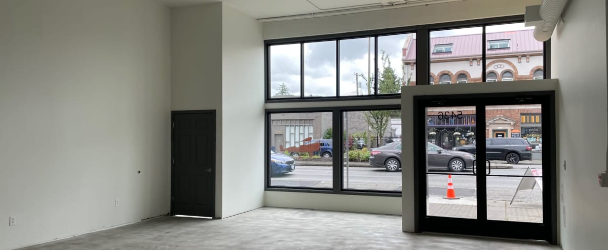 Urban Industrial Chic Micro-Venue in Tacoma Hero Image in South Tacoma, Tacoma, WA