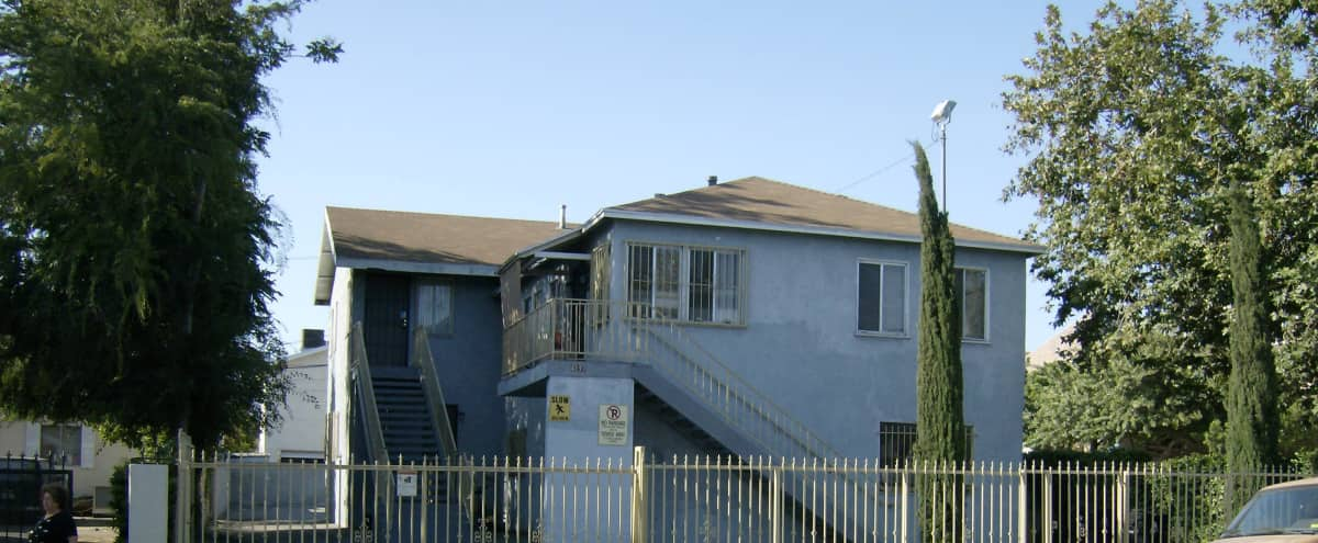Anywhere USA Building! Exterior & 2 Units Available For Shoots~ in LA Hero Image in Northeast Los Angeles, LA, CA