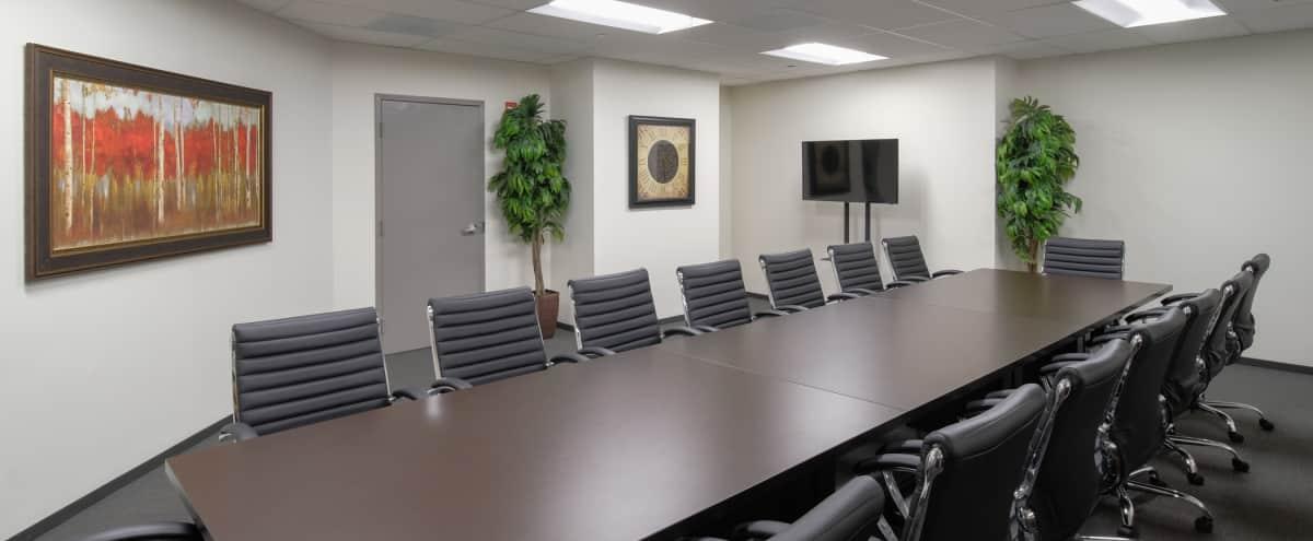 Spacious Boardroom - Clean & Comfortable in Arlington Hero Image in Crystal City, Arlington, VA