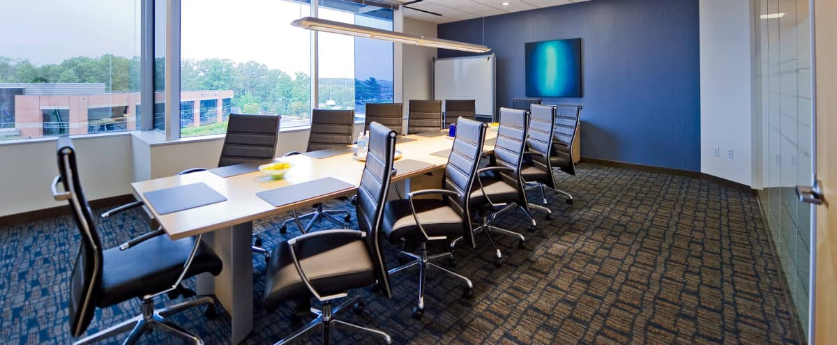 Large Boardroom with a Great View in Manassas Hero Image in undefined, Manassas, VA