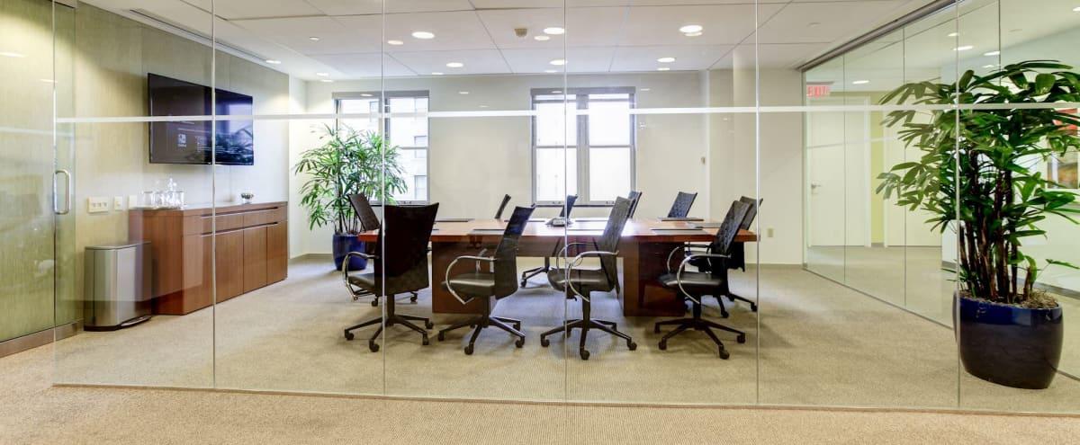 Boardroom at the Prestigious Willard Office Building in Washington Hero Image in Northwest Washington, Washington, DC