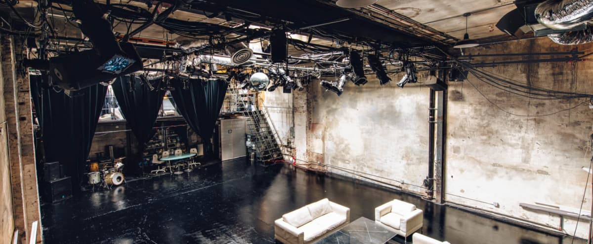 LES Show & Social Loft in New York Hero Image in Bowery, New York, NY