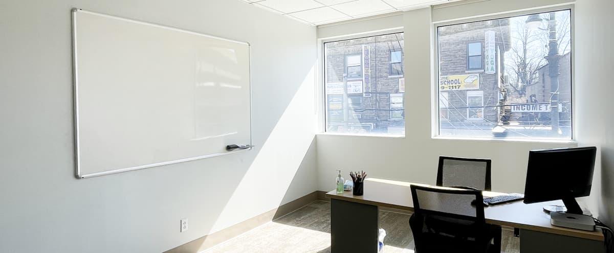 Bright, Private, Spacious Brooklyn Workspace Office in Brooklyn Hero Image in Sheepshead Bay, Brooklyn, NY