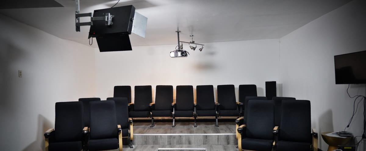 Photo Room, Game Room, Screening Room, Workshop Room, Meeting Room, Theater Room in Los Angeles Hero Image in Greater Wilshire / Hancock Park, Los Angeles, CA