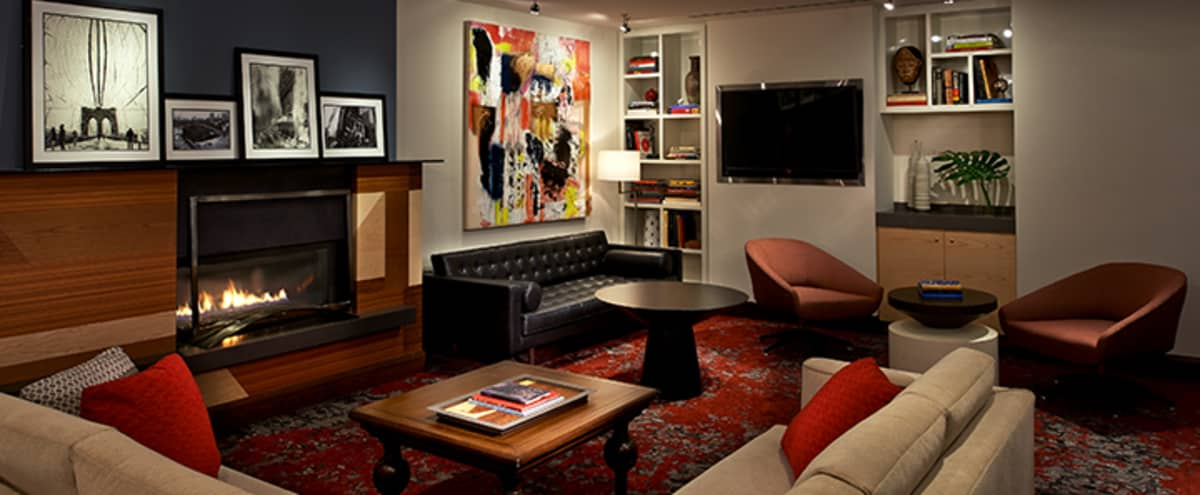 Flexible, Cozy Event Space in New York Hero Image in Midtown Manhattan, New York, NY