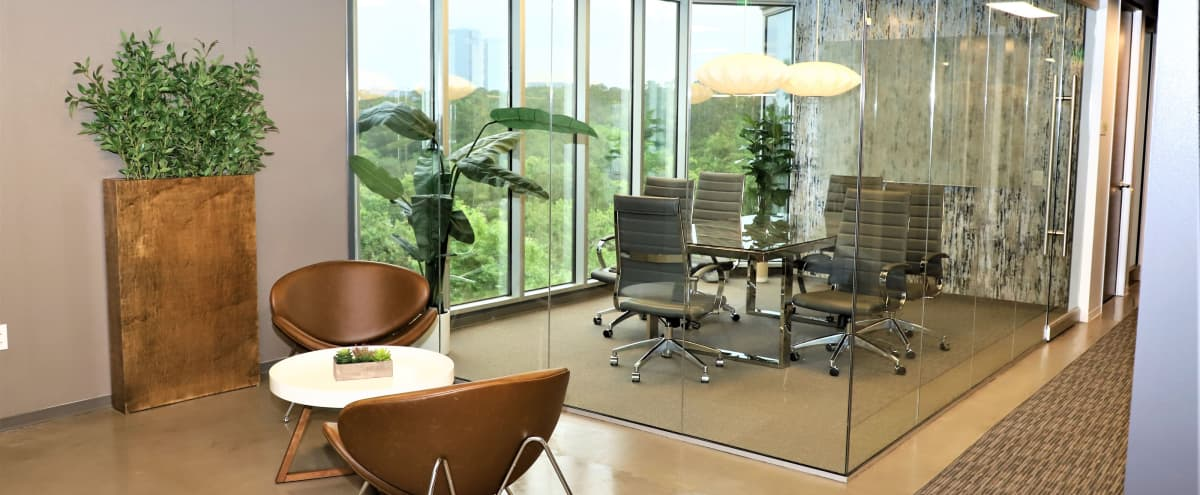6 Person Meeting Room in The Woodlands in The Woodlands Hero Image in undefined, The Woodlands, TX