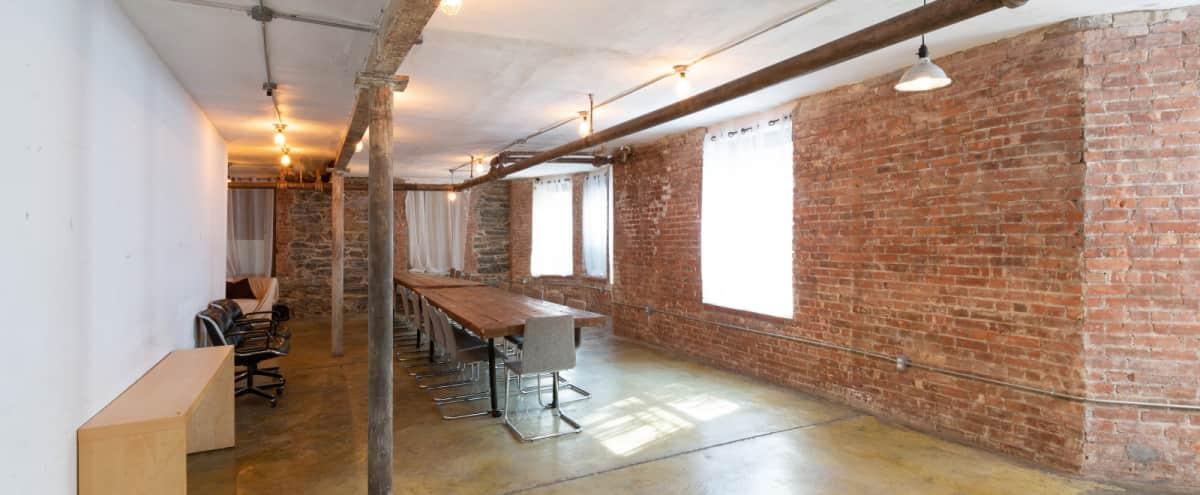 Uptown Underground:  Harlem Event & Meeting Space in New York Hero Image in Upper Manhattan, New York, NY