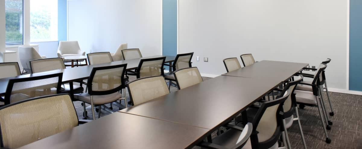 Flexible, beautiful Ballston meeting & event space in Arlington Hero Image in Bluemont, Arlington, VA