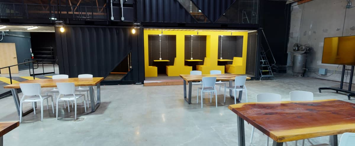 Large Warehouse Space with Breakout Rooms in San Francisco Hero Image in Downtown, San Francisco, CA