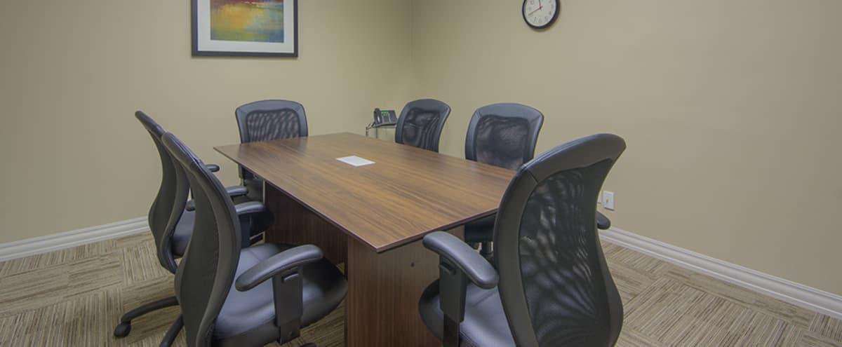 Medium Conference Room for 6 people in Denver Hero Image in East, Denver, CO
