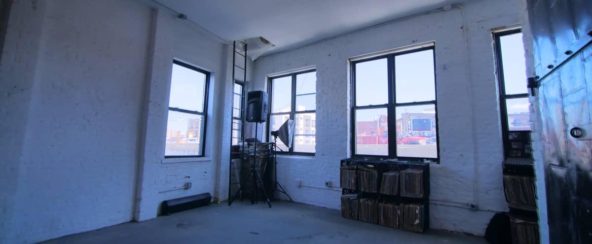 Versatile Broadcasting, Radio & Photography Loft Space in Bronx Hero Image in East Bronx, Bronx, NY