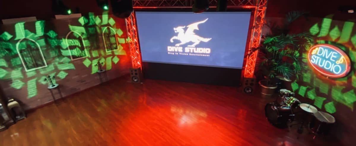 Performance Lounge Venue Wide Stage \Simivalley\Event \Photoshoot\Videoshoot\Meeting in Simi Valley Hero Image in undefined, Simi Valley, CA