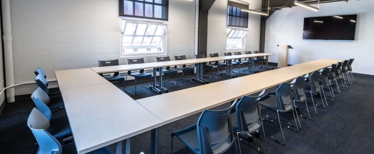 Newly Renovated Classroom in the Marina C210 in San Francisco Hero Image in Fort Mason, San Francisco, CA