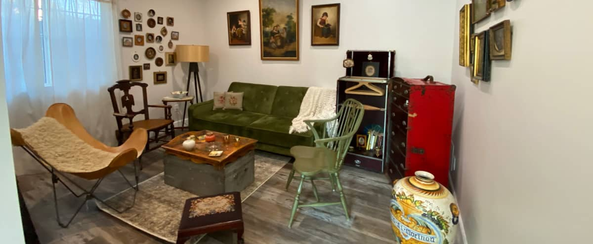 Suburban Studio with Rustic/Boho Designs in Northridge Hero Image in Northridge, Northridge, CA