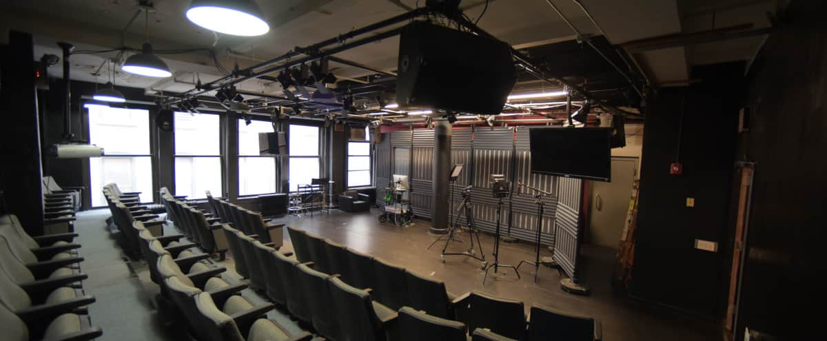 Professional Film Studio - Floor Rental (Lobby + 3 Studio Rooms + 1 Multipurpose Room) in New York Hero Image in Midtown, New York, NY