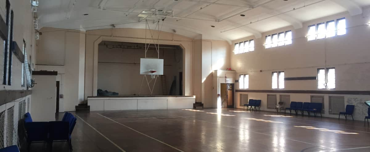 Full Size Gymnasium in Historic Church! in Chicago Hero Image in Edgewater, Chicago, IL