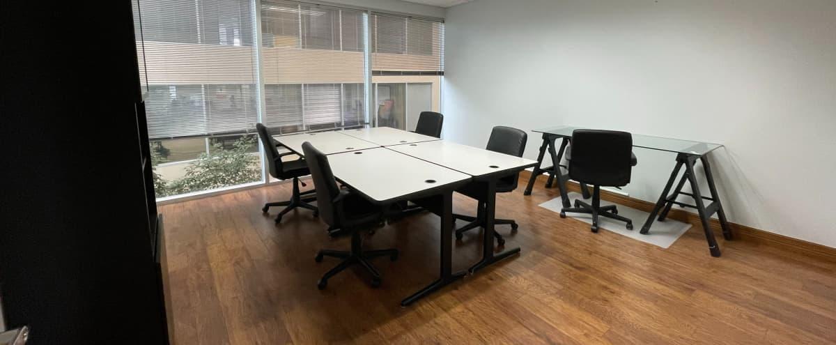 Off-Site Meeting Room Seats 6 in Austin Hero Image in North Crossing, Austin, TX