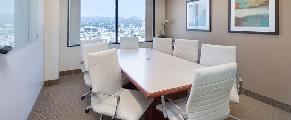 Professional Brentwood Meeting Room with Views in Los Angeles Hero Image in Brentwood, Los Angeles, CA