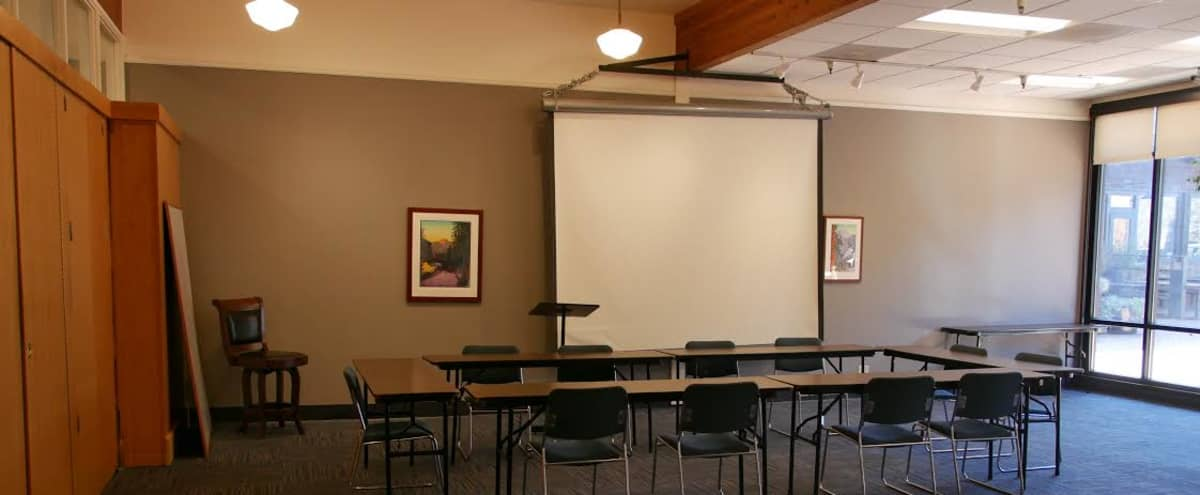 Multi-Use Event Room In Iconic Marin Bookstore in Corte Madera Hero Image in undefined, Corte Madera, CA