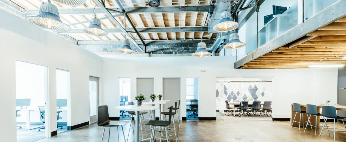 Industrial Chic Coworking and Meeting Space in Englewood Hero Image in undefined, Englewood, CO
