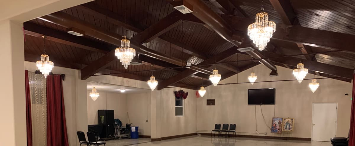 Large Banquet Hall with Kitchen in Riverside Hero Image in Arlington, Riverside, CA