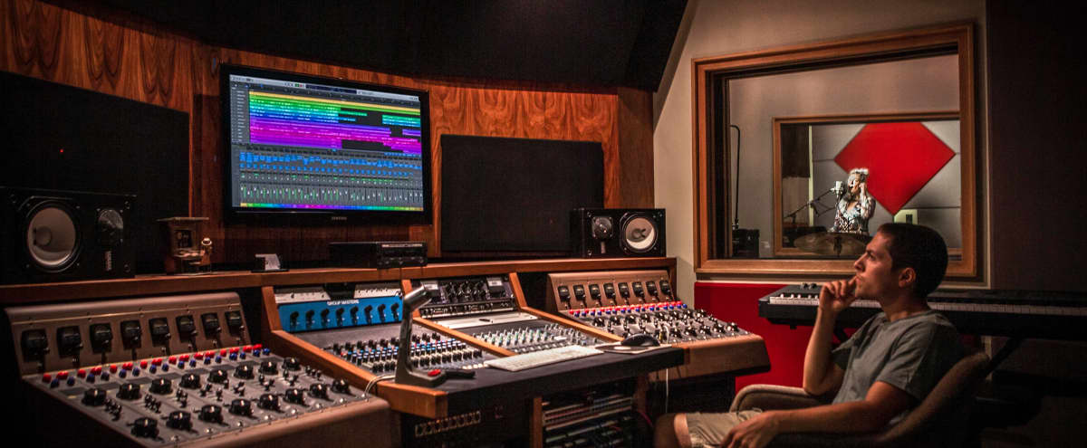 Recording Studio (Blocks from the Beach) in Oceanside Hero Image in Townsite, Oceanside, CA