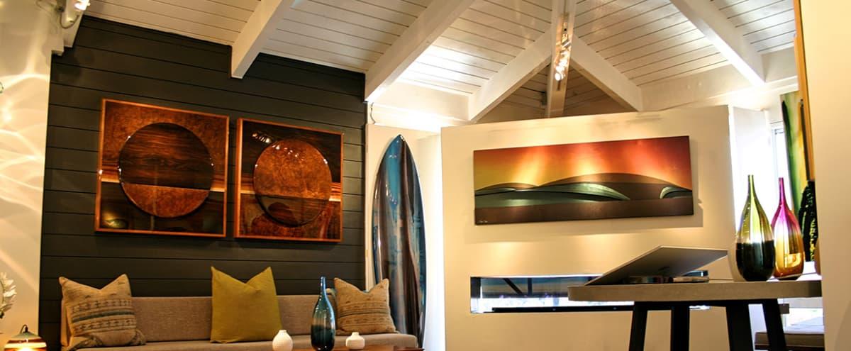 Ocean View Experiential Art Gallery & Home Showroom in Laguna Beach Hero Image in undefined, Laguna Beach, CA