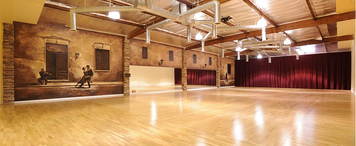 Spacious Ballroom Dance Hall / Venue in the Heart of San Fernando Valley in Los Angeles Hero Image in Lake Balboa, Los Angeles, CA