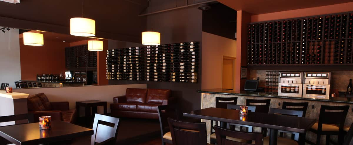 Upscale Manhattan Style Wine Bar and Lounge in Merrick Hero Image in undefined, Merrick, NY