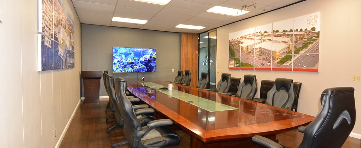 Professional Spacious Conference Room in Milpitas Hero Image in undefined, Milpitas, CA