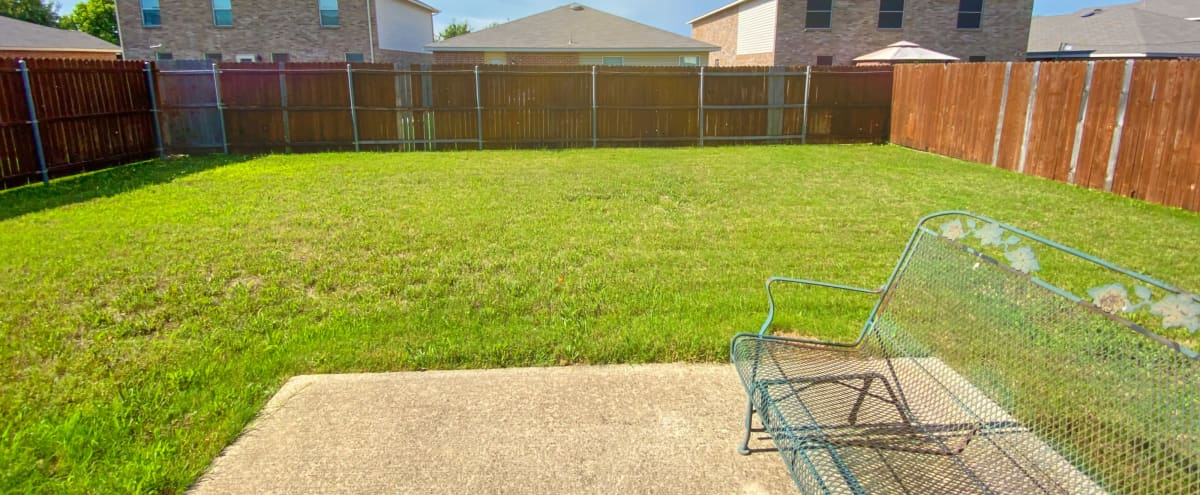 Immaculate, Creative, Green Sanctuary in Justin Hero Image in undefined, Justin, TX