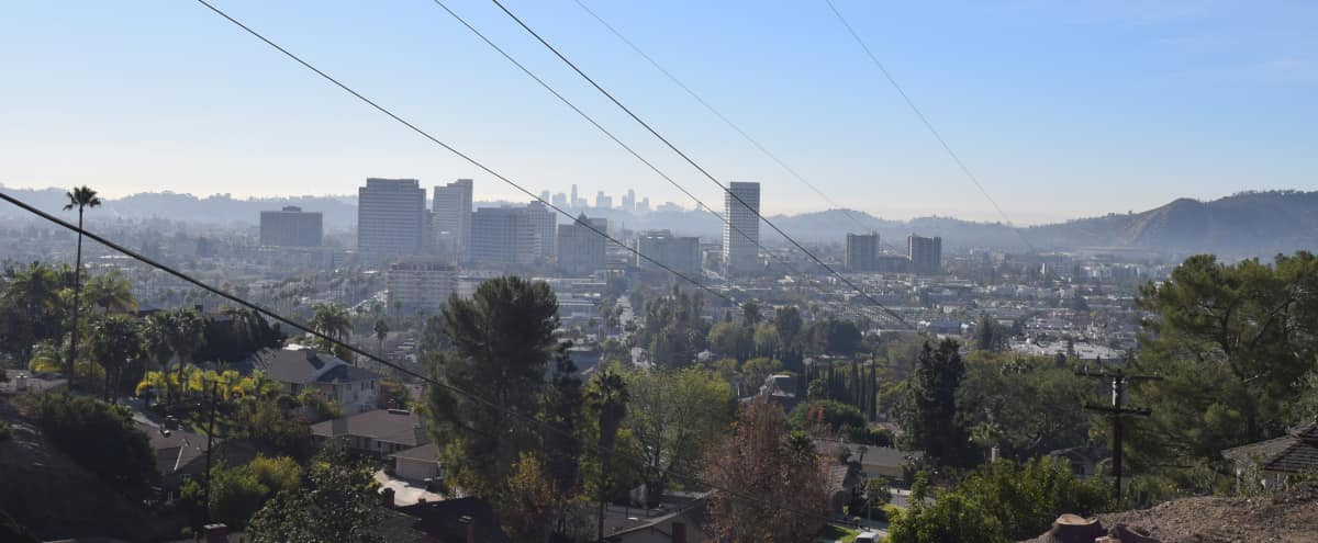 Mid-Century Charmer - Stunning Views in Glendale Hero Image in Brockmont, Glendale, CA