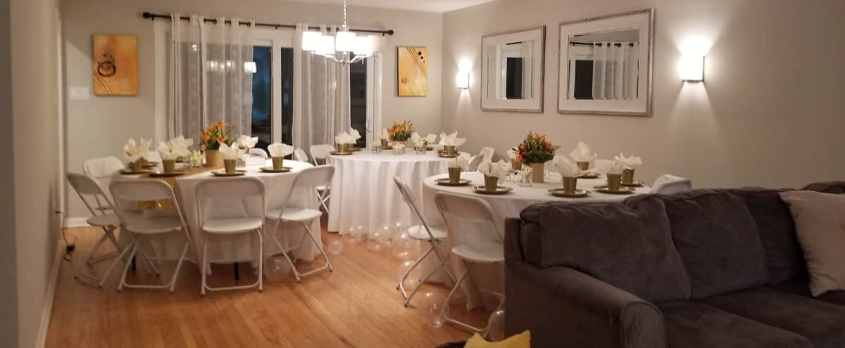 Modern Suburban Event Space with Scenic Views and Outdoor Space in Elkins Park Hero Image in undefined, Elkins Park, PA
